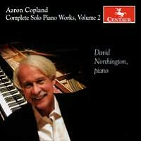 Aaron Copland: Complete Solo Piano Works, Vol. 2