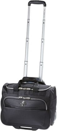 Travelpro Compass 2 Wheeled Carryon Tote-Black