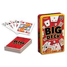 Big Deck Giant Playing Cards