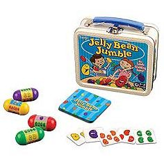 Lunch Box Games - Jelly Bean Jumble