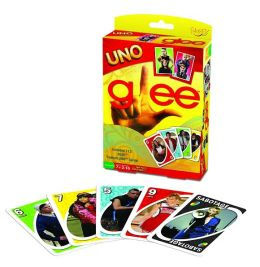 Glee Uno Card Game