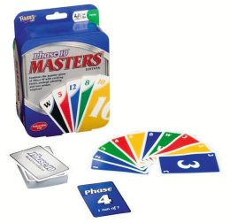 Masters Edition Phase 10 Card Game