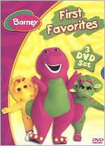Barney: First Favorites