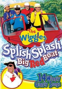 Splish Splash Big Red Boat