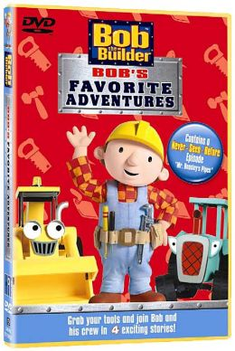 Bob the Builder: Bob's Favorite Adventures