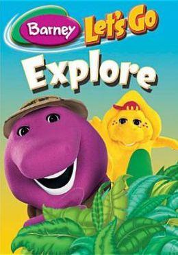 Barney: Let's Go Explore