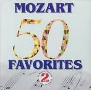 50 Mozart Favorites