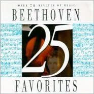 25 Beethoven Favorites