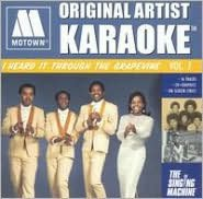 Original Artist Karaoke: Motown - I Heard It Through The Grapevine, Vol.7