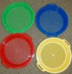 Blinky 7730 - Sand Sifter - Vivid - Assorted - Pack Of 60