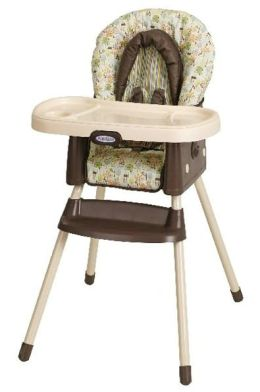 Graco Simple Switch Highchair In Nobel