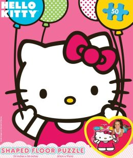 Hello Kitty Floor Puzzle 46 Piece