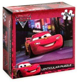 Cars 2 -Lenticular Puzzle