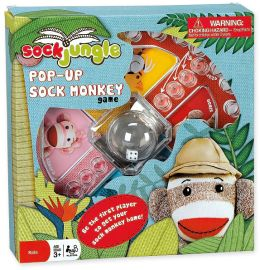 Sock Monkey Pop Up Game