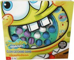 SpongeBob Clam Catching Game