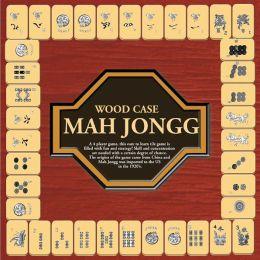 Mahjong Classic Wooden Game
