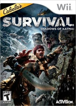 Cabela's Survival Shadows of Katmai Wii
