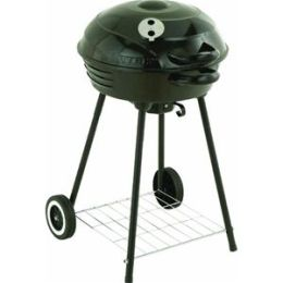 Akerue Industries 18in. Black Charcoal Grill 20418