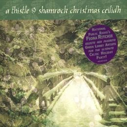 A   Thistle & Shamrock Christmas Ceilidh