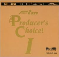 The Producer's Choice, Vol. 1