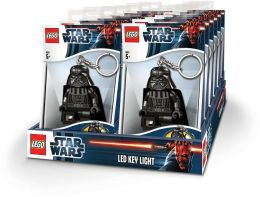 LEGO Darth Vader Clip On Keychain Light