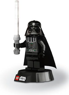 LEGO Darth Vader Desk Lamp