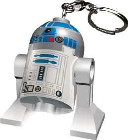 Lego R2-D2 Key Light