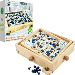 WWF Polar Bear Labyrinth - a Green Wildlife product