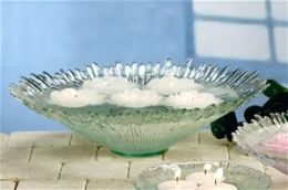 Biedermann & Sons H32 Recycled Candle Bowl-Holder