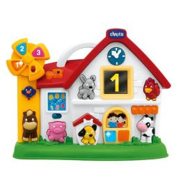 Chicco Magic Window Talking Farm (English/Spanish)