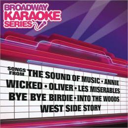 Disney's Karaoke Series: Broadway