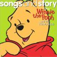 CD Cover Image. Title: Songs and Story: Winnie the Pooh, Artist: Disney