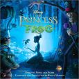CD Cover Image. Title: The Princess and the Frog [Original Songs and Score], Artist: Randy Newman