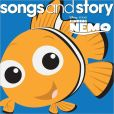 CD Cover Image. Title: Songs And Story: Finding Nemo, Artist: Disney