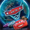 CD Cover Image. Title: Cars 2, Artist: Michael Giacchino