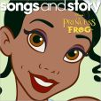 CD Cover Image. Title: Songs and Story: Princess and the Frog, Artist: Disney