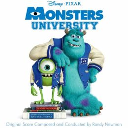 Monsters University [Original Score]