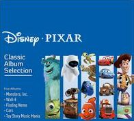 Disney Pixar: Classic Album Selection