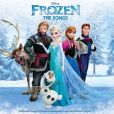 CD Cover Image. Title: Frozen: The Songs, Artist: