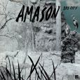CD Cover Image. Title: Sky City, Artist: Amason
