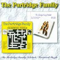 Partridge Family Notebook/Crossword Puzzle