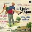 CD Cover Image. Title: The Quiet Man