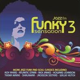 Funky Sensation, Vol. 3