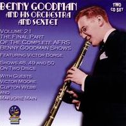 AFRS Benny Goodman Show, Vol. 21