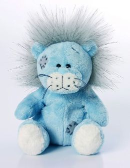 Blue Nose Friends Lion 4 inch Plush