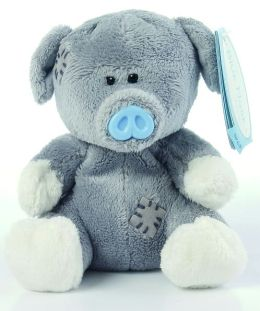 Blue Nose Friends Pig 4 inch Plush