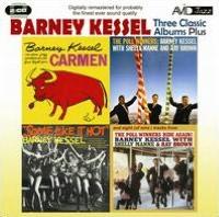 Three Classic Albums Plus: Some Like It Hot/The Poll Winners/Carmen