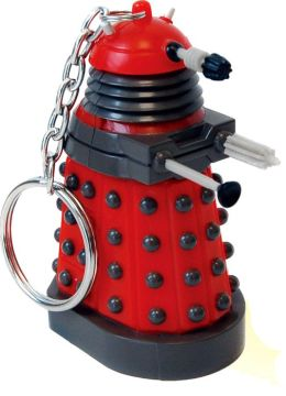 Doctor Who: Dalek Keychain Flashlight