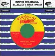 Memphis Rockabillies, Hillbillies & Honky Tonkers, Vol. 5