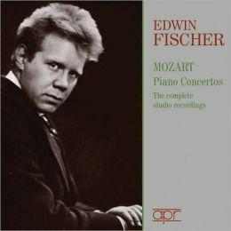 Mozart: Piano Concertos, the Complete Studio Recordings 1933-47